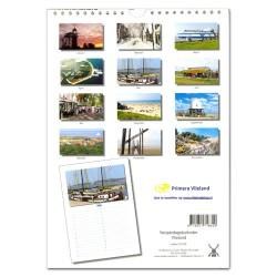 Verjaardags Kalender Vlieland