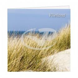 Wenskaart Vlieland Zeezicht Vanuit Het Duin
