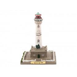 Vuurtoren Egmond aan Zee 13 cm.