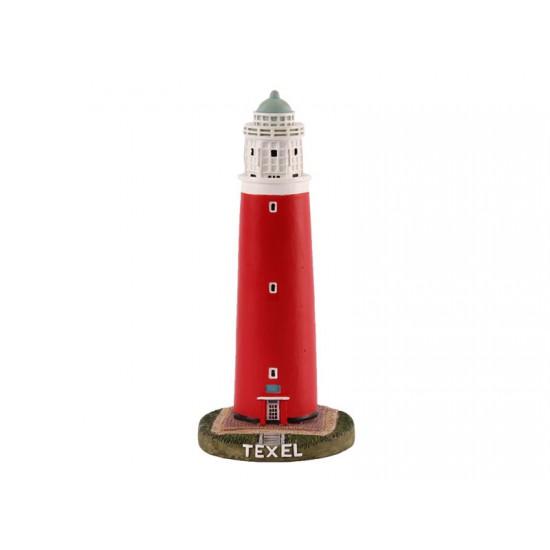 Vuurtoren Texel 13 cm.