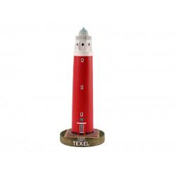 Vuurtoren Texel 25cm. met verlichting