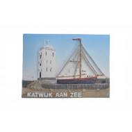Magneet Vuurtoren van Katwijk aan Zee model 1