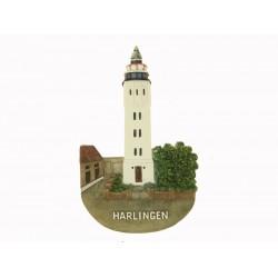 Magneet Vuurtoren van Harlingen