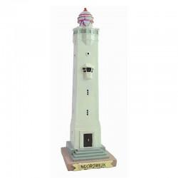 Vuurtoren Noordwijk 25cm. met verlichting