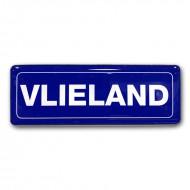 Magneet Doming Vlieland Plaatsnaambord