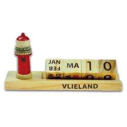 Eeuwig Durende Kalender Vlieland