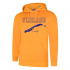 Hooded Sweater Tiger Gold Vlieland is calling... and i must go!