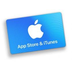 App Store & iTunes Card €15 - €150
