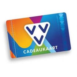 VVV Cadeaukaart €10 - €150
