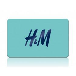 H&M Cadeaukaart €10 - €150